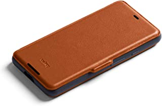 Bellroy Leather Phone Wallet for Pixel 3 - Caramel