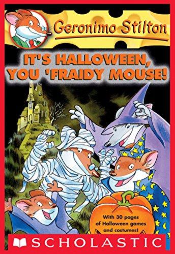 Geronimo Stilton #11: It's Halloween, You 'Fraidy Mouse! (English Edition)
