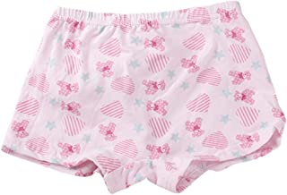 Weixinbuy Girls' Little Printed Shorts Underpants Pantie Boxers Pants Bottoms