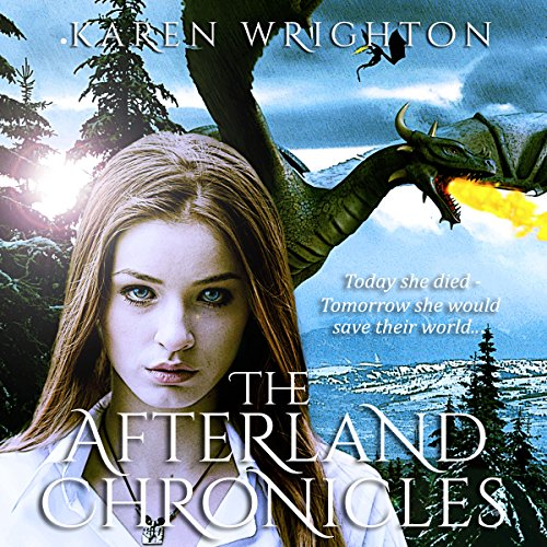 The Afterland Chronicles Boxed Set, Books 1 - 3 audiobook cover art