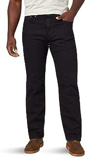 Wrangler Mens Authentics Men's Classic Relaxed Fit Flex Jean Jeans