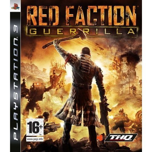 THQ  Red Faction: Guerrilla, PS3, FR