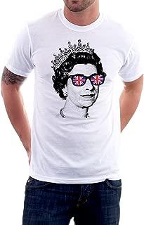 English Flag Shirt - God Save The Queen T Shirt - Queen Elizabeth II Shirt - Queen Elizabeth Shirt - Political Shirts
