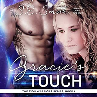 Gracie's Touch audiobook cover art