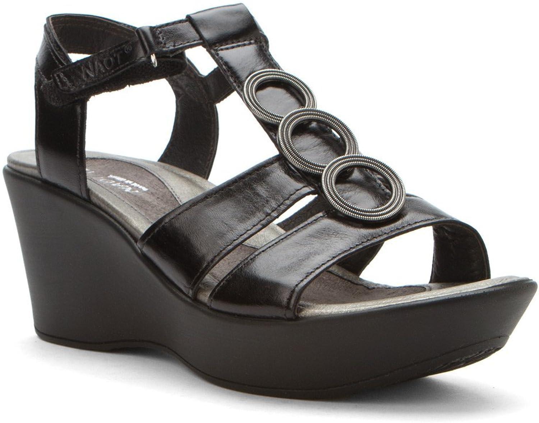 Naot Womens Peace Open Toe Casual Platform Sandals
