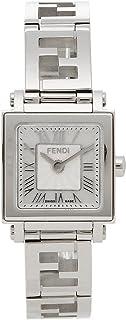 [フェンディ] 腕時計 レディース FENDI F605024500 ホワイトパール シルバー [並行輸入品]