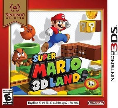 Super Mario 3D Land - Twister Parent