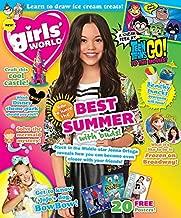 girls world magazine august 2018