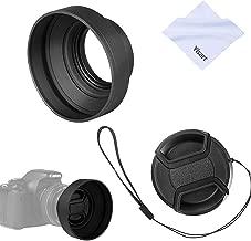 rubber lens hood 82mm