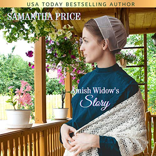 Amish Widow's Story Audiobook By Samantha Price cover art