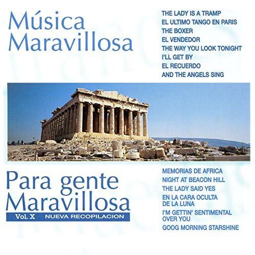 Orquesta Música Maravillosa, Orquesta Kurt Zachary & Synthe Tronics Project