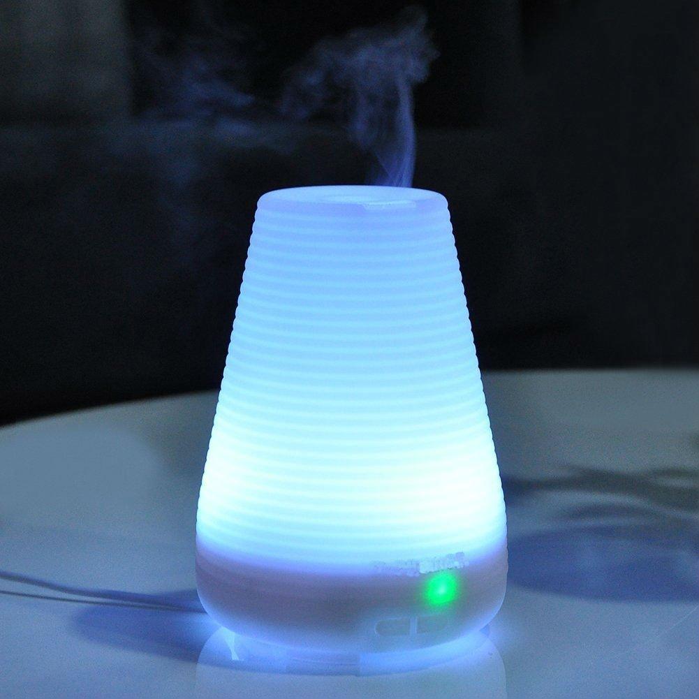 Magicmoon 100ml Aroma Essential Oil Air Diffuser Electric