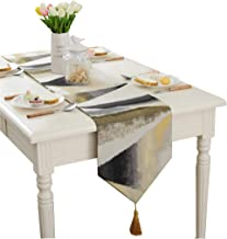TV Cabinet Coffee Table Runner Placement Wedding Festival Party Home Table Decor