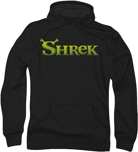 Shrek - - Logo Hommes sweat à capuche