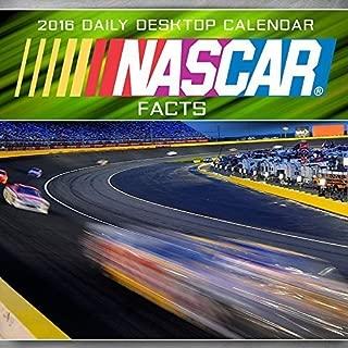2016 NASCAR Facts Daily Desktop Calendar by Nascar (2015-08-16)