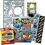 Nick Jr. Studios Batman Coloring Book Set...