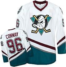 HEMWY Uomo//Donna//Giovent/ù/_Alexander/_Ovechkin/_#8/_Rosso/_Sportswears/_Training/_Hockey/_Jersey S-XXXL