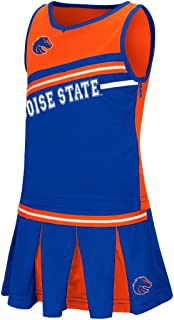 boise state cheerleader outfit