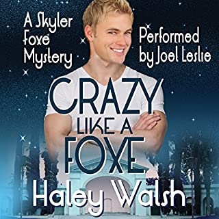 Crazy Like a Foxe audiobook cover art