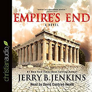Empire's End audiobook cover art