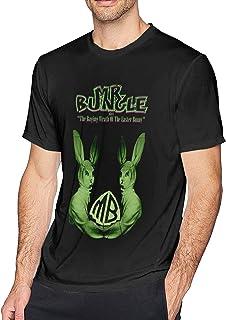 Mr Bungle, Camiseta de Manga Corta para Hombre, Camisetas con Cuello Redondo Vintage para Hombre, Camiseta gráfica, Tops