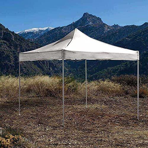 Regalos Miguel - Carpas Plegables 3x3 - Carpa 3x3 Eco - Blanco - Envío Desde España