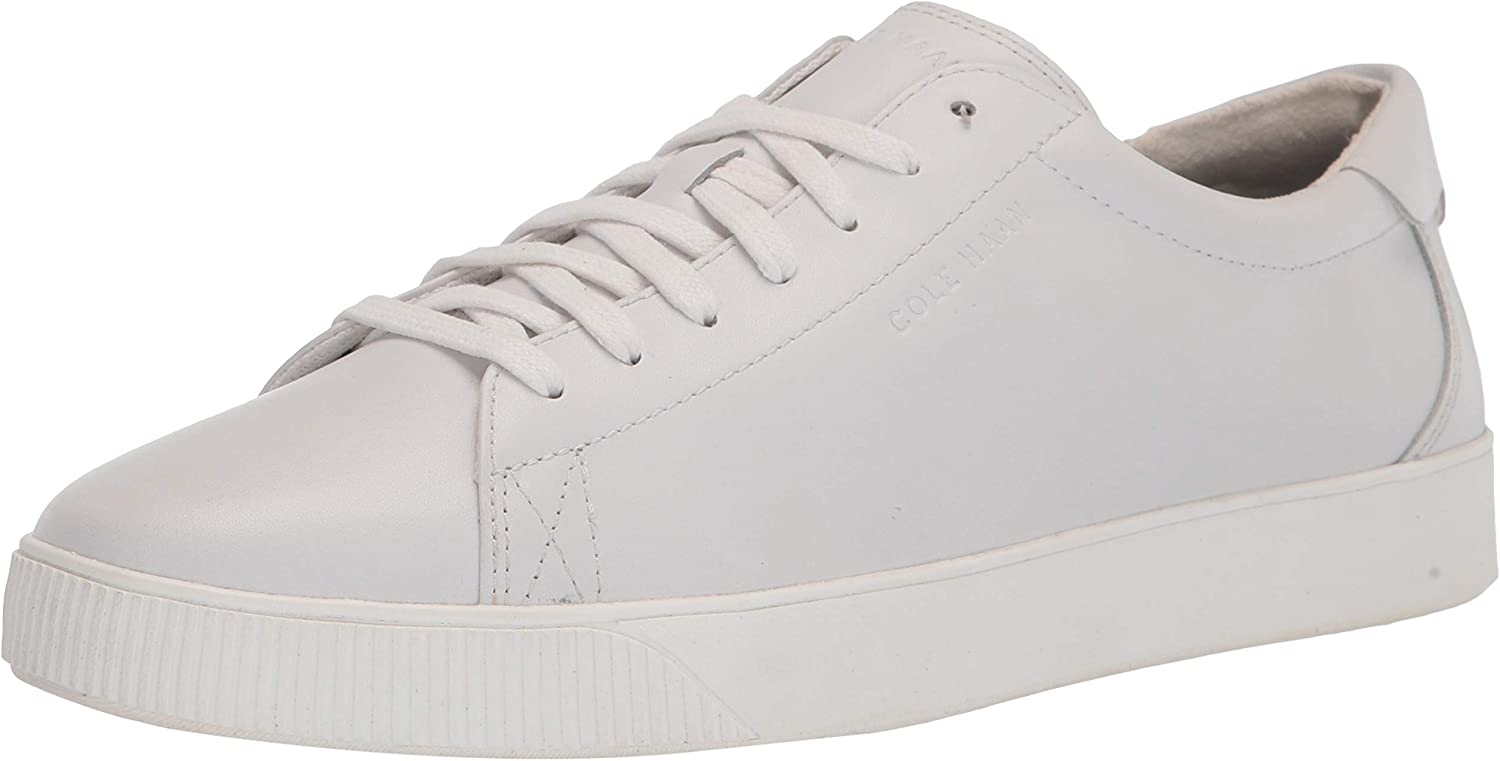 Cole Haan Men's Nantucket 2.0 High OFFicial site material Up Sneaker Lace