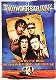 Thunderstruck - The Movie on DVD
