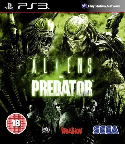 Aliens Vs Predator (PS3) [import anglais]