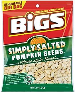 Bigs Lightly Salted Pumpkin Seeds 5 Oz (Pack of 2)