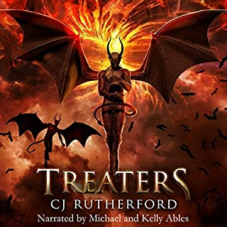 Treaters cover art