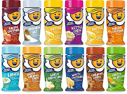 Why Should You Buy Kernel Season's COMPLETE SEASONING KIT (Variety Pack Bundle of ALL 12 Flavors)