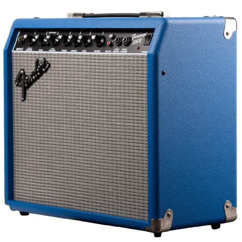 For Sale! Fender Limited Edition Frontman 25R FSR 25-Watt 1x10-Inch Guitar Combo Amplifier - Cobalt ...