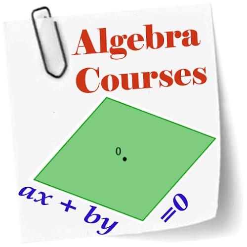 Algebra Courses