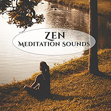 Zen Meditation Sounds – Calming Sounds to Meditate, Relaxing Buddha Lounge, Chakra Balancing, Inner Silence