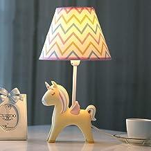 Desk Lamps Children's Room Cartoon Unicorn LED Table Lamp Bedroom Bedside Lamp Creative Boy Girl Cute Decorative Table Lam...