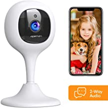 [2020 New] APEMAN Baby Monitor Camera with Crying Alerts and 2-Way Audio 1080P WiFi Home..