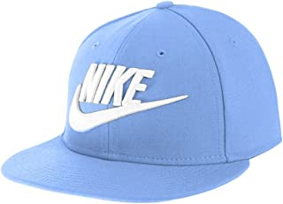 Mens Futura True 2 Adjustable Snapback Hat Work Blue/White/Black 584169-436