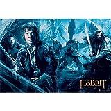 Der Hobbit Desolation of Smaug–Mirkwood Maxi Poster,