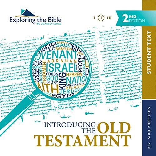 Introducing the Old Testament audiobook cover art