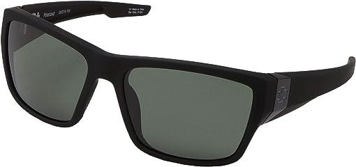 Soft Matte Black/HD Plus Gray Green Polarized