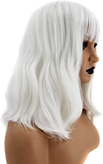 Best white wig party Reviews