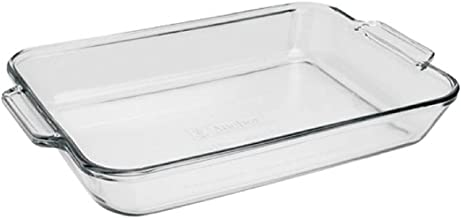 Anchor Hocking 81935OBL11 Oven Basics Bake Dish, 3 Quart, Clear