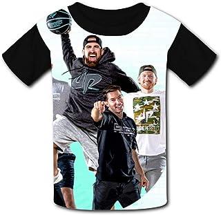 Lemonder Du-de PE-RF-ect t-Shirt per Ragazzi e Ragazze 3D Divertenti Vestiti Estivi