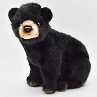 HANSA Toys - Bear Cub, Black