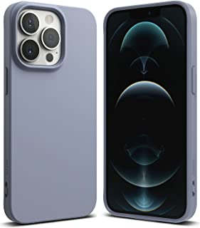 Ringke Compatible with iPhone 13 Pro Max Case, Air-S Silicone Type Shockproof Flexible Matte TPU Thin Full Protection Phon...