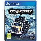 SnowRunner PS4 輸入版