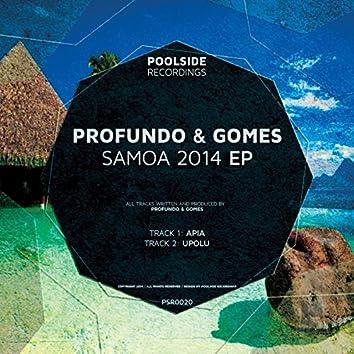 Samoa 2014 EP