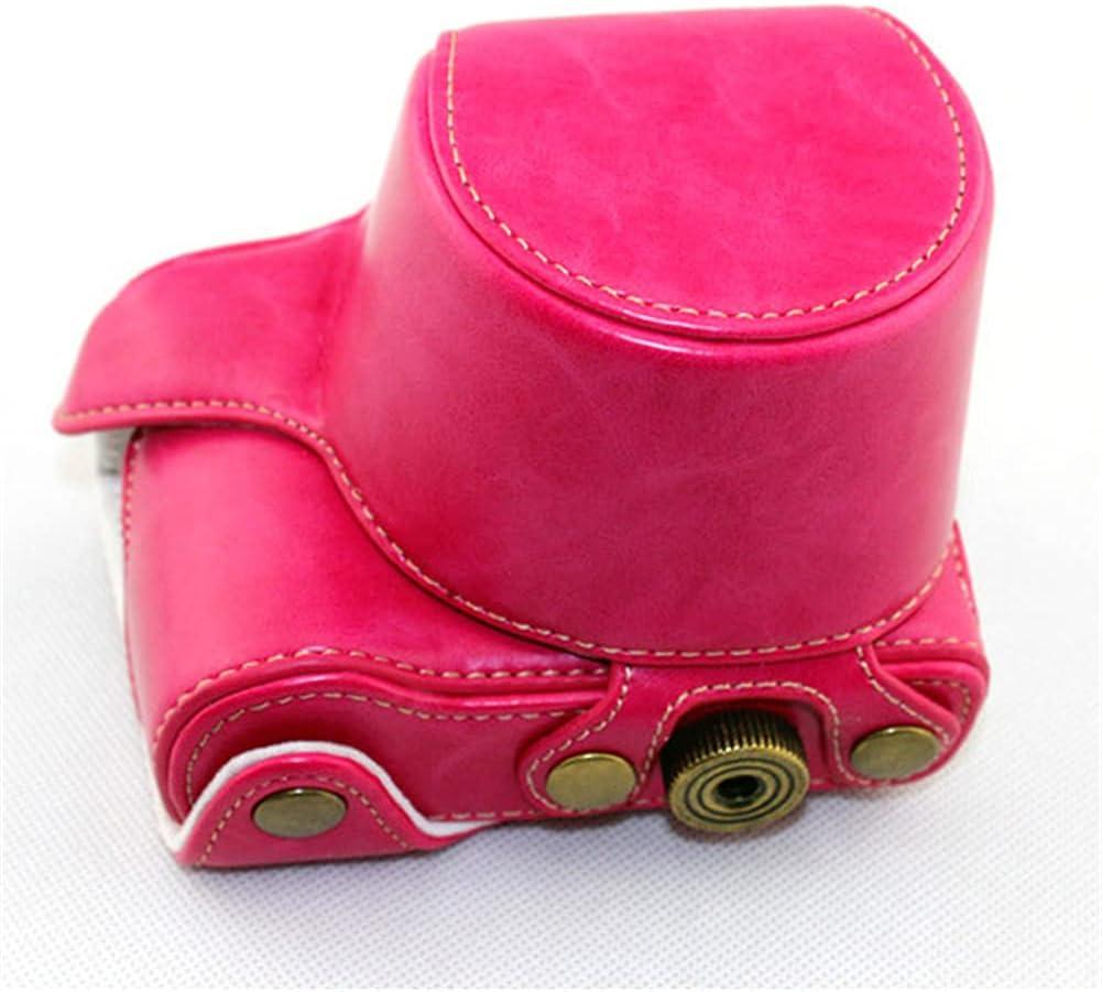 XJST Premium PU Minneapolis Mall Leather Camera V Bag Case latest