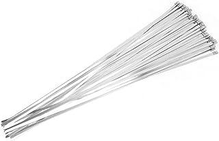ジップタイメタルジップタイラップストラップケーブルタイワイヤーポール用ラッピング用耐寒性